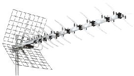 UHF-43EL